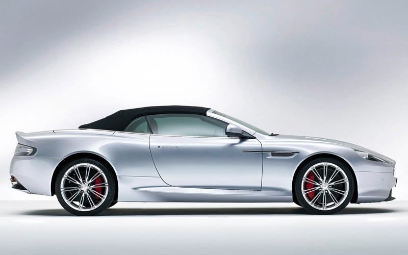 Фото Aston Martin DB9 Volante