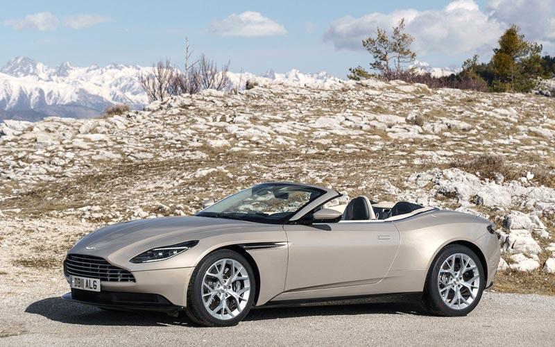 Фото Aston Martin DB11 Volante