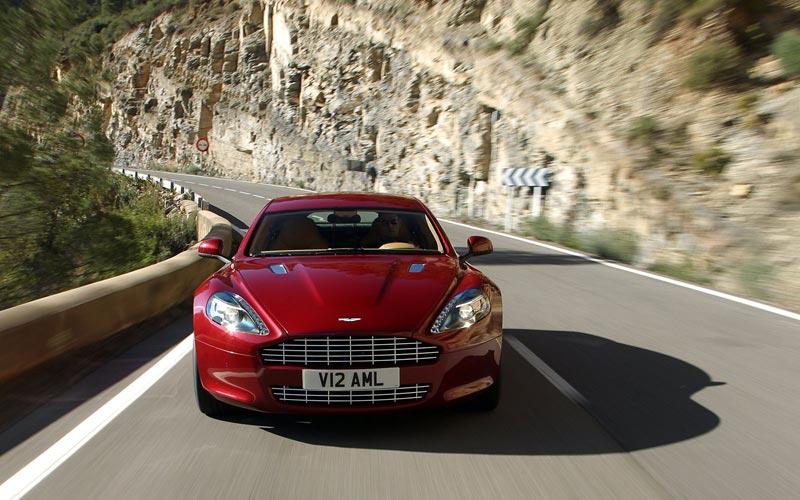 Фото Aston Martin Rapide  (2010-2012)
