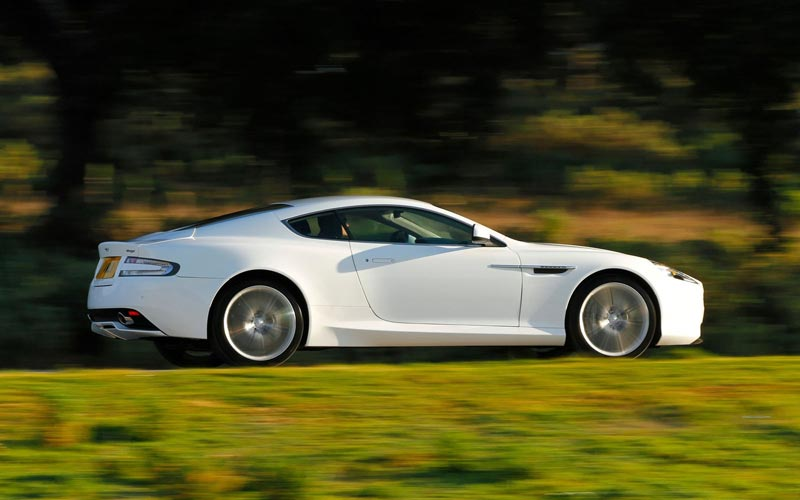 Фото Aston Martin Virage