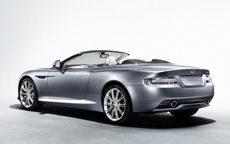 Фото Aston Martin Virage Volante