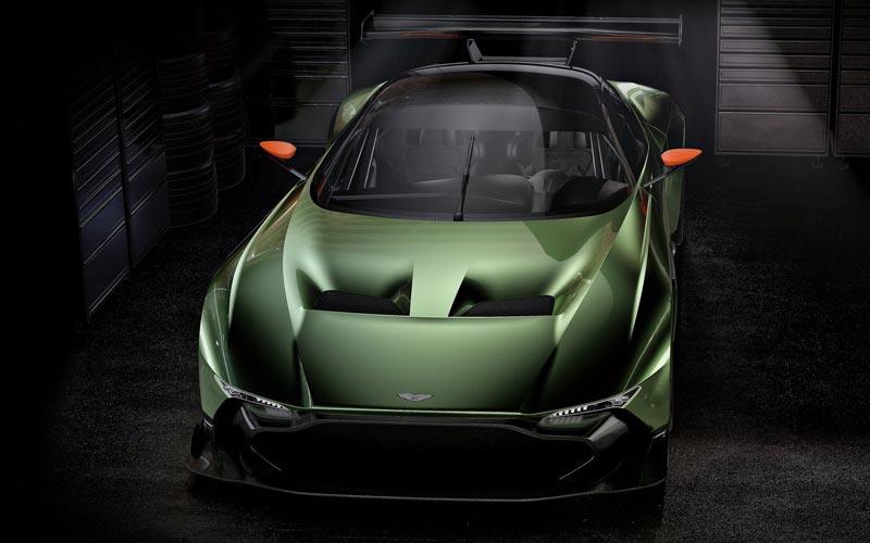 Фото Aston Martin Vulcan