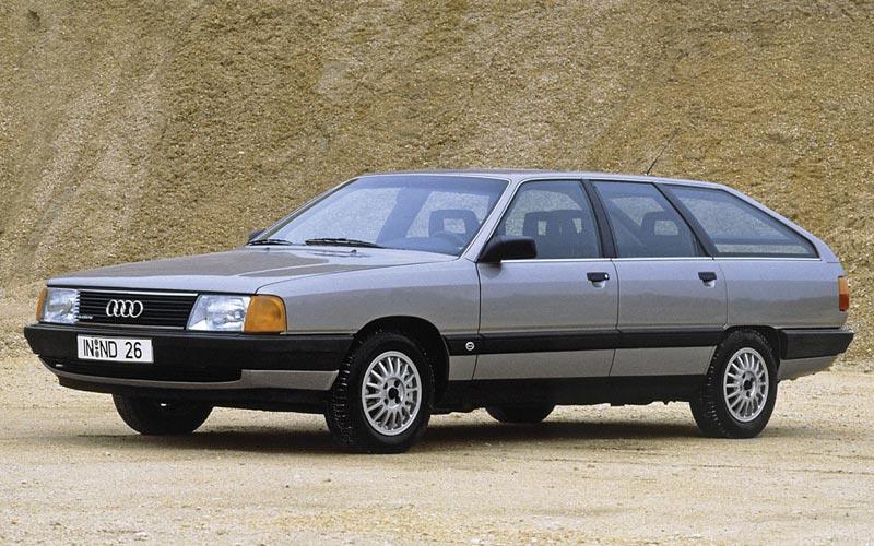 Фото Audi 100 Avant  (1983-1991)
