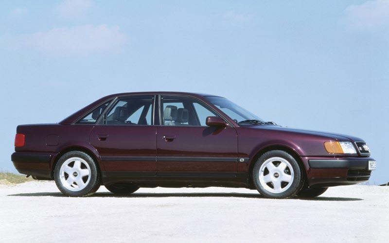 Фото Audi 100