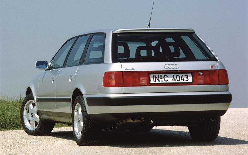 Фото Audi 100 Avant