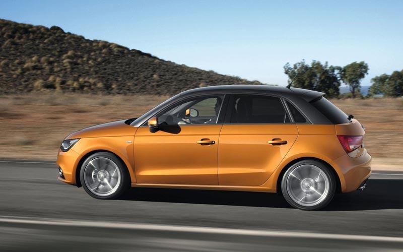 Фото Audi A1 Sportback  (2012-2014)