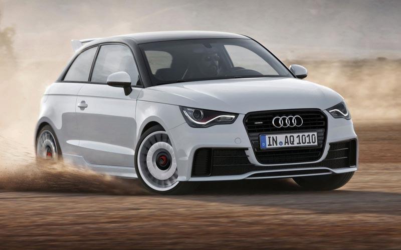 Фото Audi A1 quattro