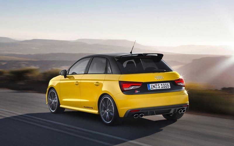 Фото Audi S1 Sportback