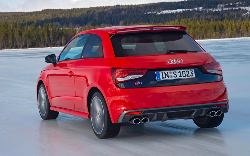 Фото Audi S1