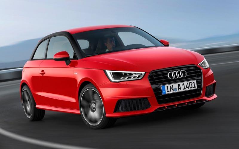 Фото Audi A1