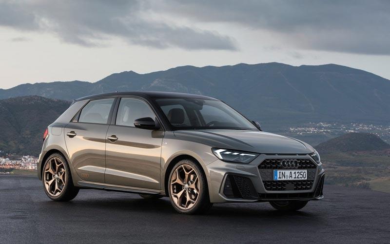 Фото Audi A1 Sportback 2018