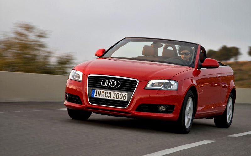 Фото Audi A3 Cabrio  (2008-2012)