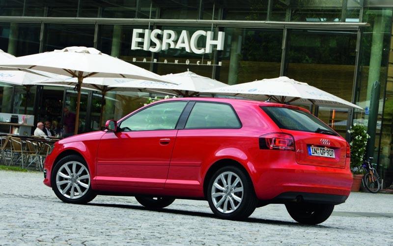 Фото Audi A3  (2008-2012)