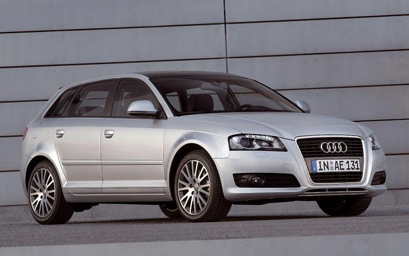 Фото Audi A3 Sportback  (2008-2012)