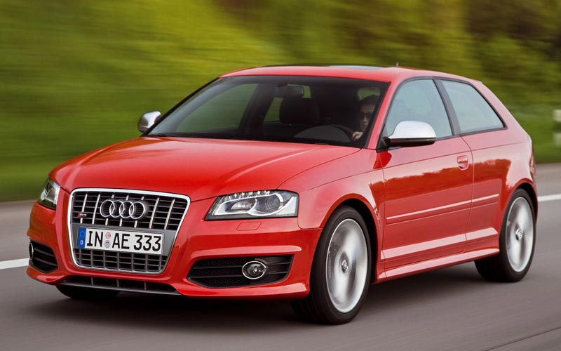 Фото Audi S3  (2008-2012)