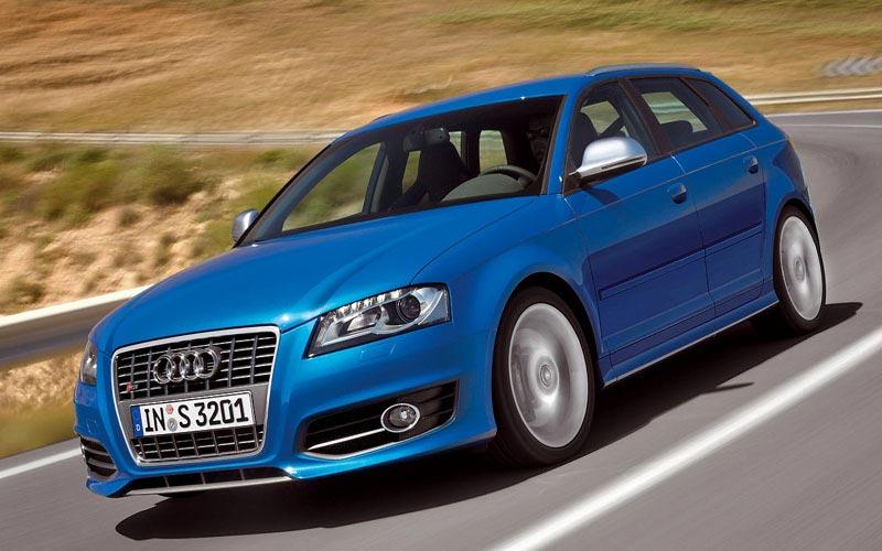 Фото Audi S3 Sportback  (2008-2012)
