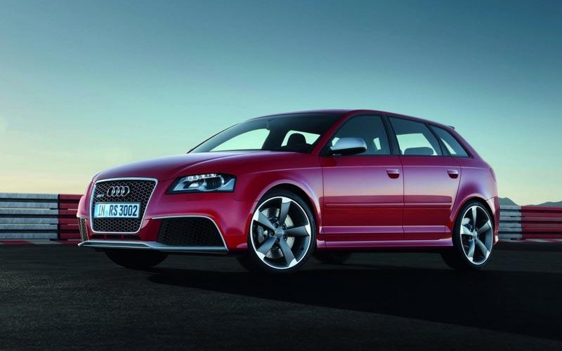 Фото Audi RS3 Sportback  (2011-2012)