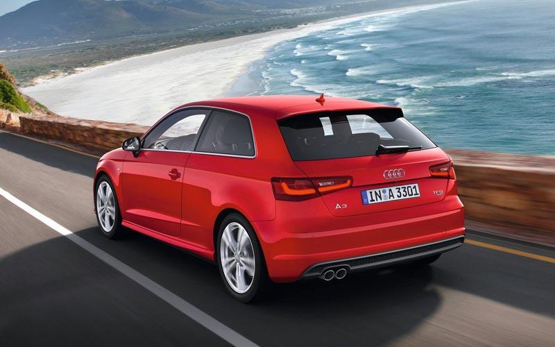 Фото Audi A3  (2012-2016)