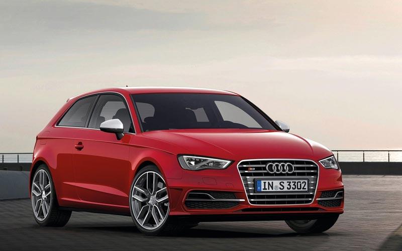 Фото Audi S3  (2013-2016)