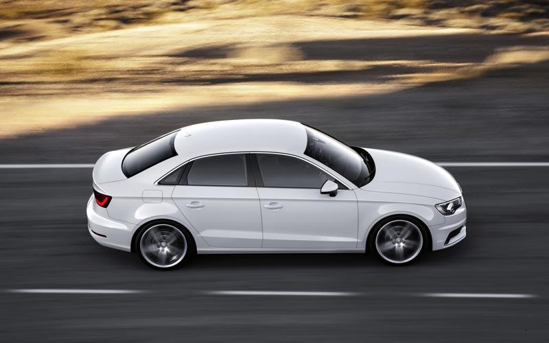 Фото Audi A3 Sedan  (2013-2016)