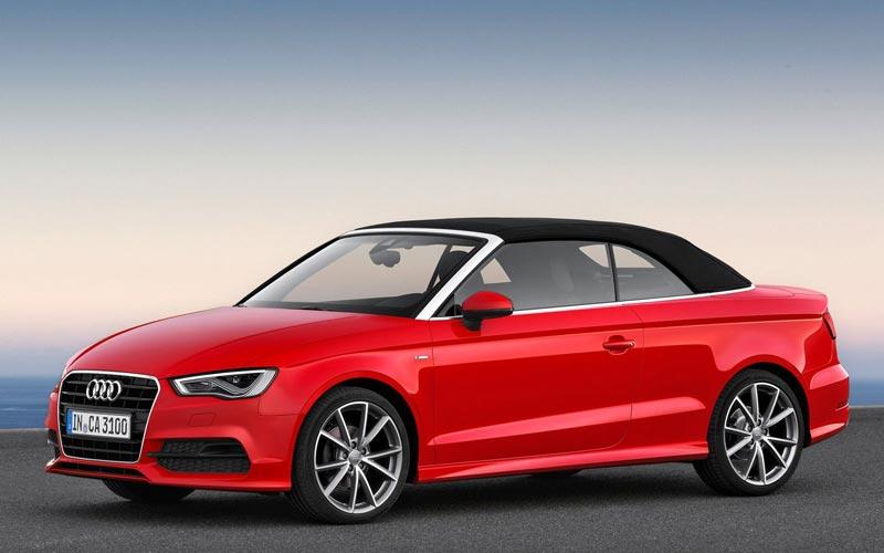 Фото Audi A3 Cabrio  (2013-2016)