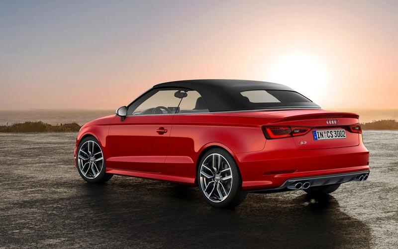 Фото Audi S3 Cabrio  (2014-2016)