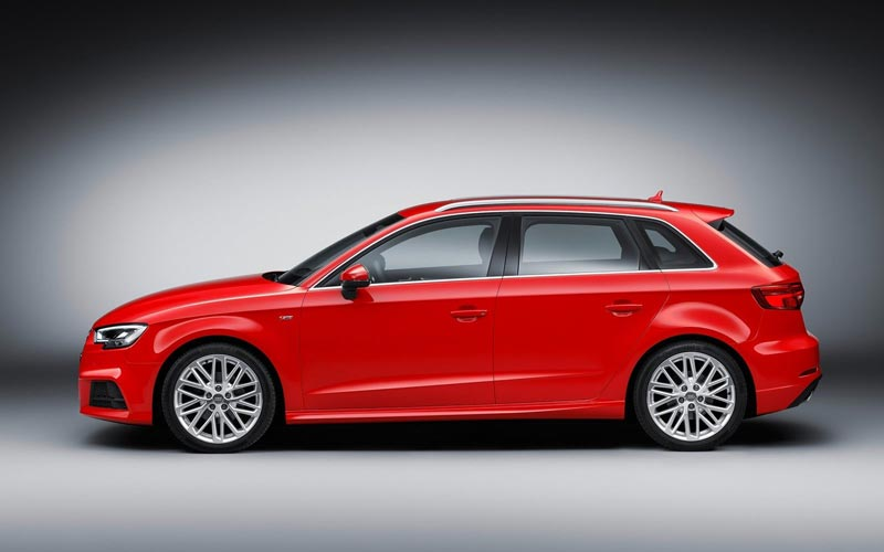 Фото Audi A3 Sportback