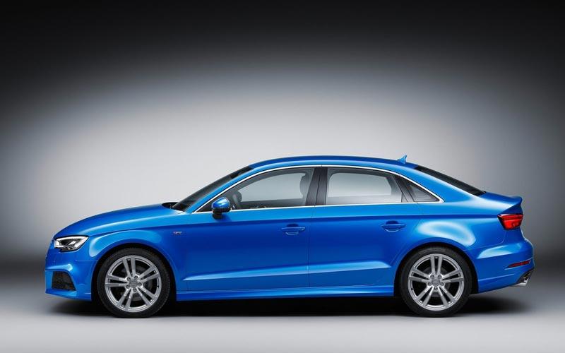 Фото Audi A3 Sedan