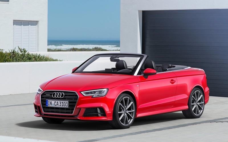 Фото Audi A3 Cabrio