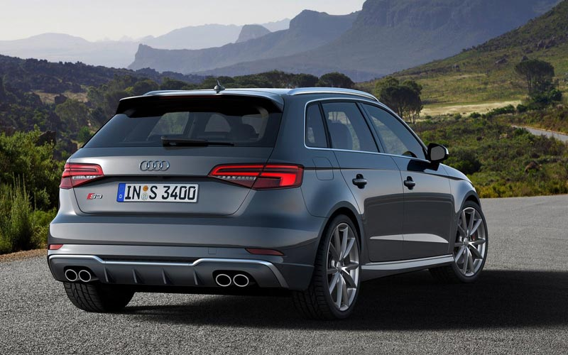 Фото Audi S3 Sportback