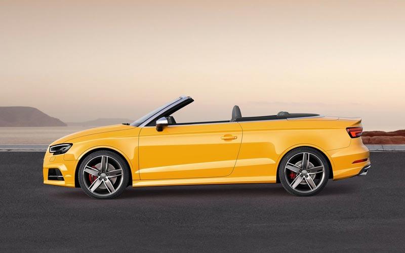 Фото Audi S3 Cabrio