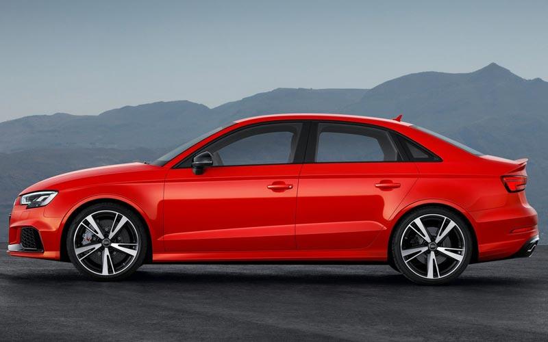 Фото Audi RS3 Sedan