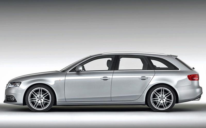Фото Audi A4 Avant  (2008-2011)