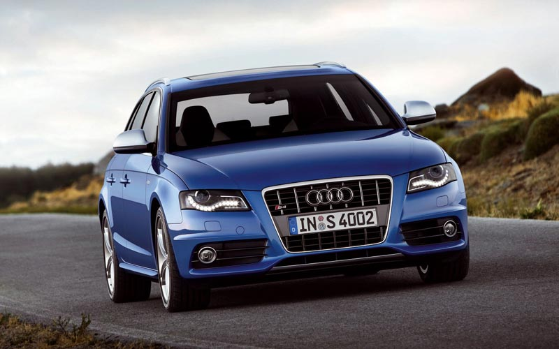 Фото Audi S4 Avant  (2008-2011)