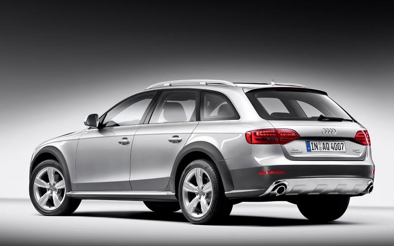 Фото Audi A4 Allroad  (2009-2011)