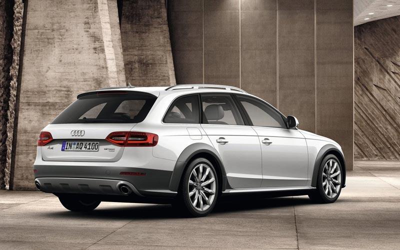 Фото Audi A4 Allroad  (2012-2015)