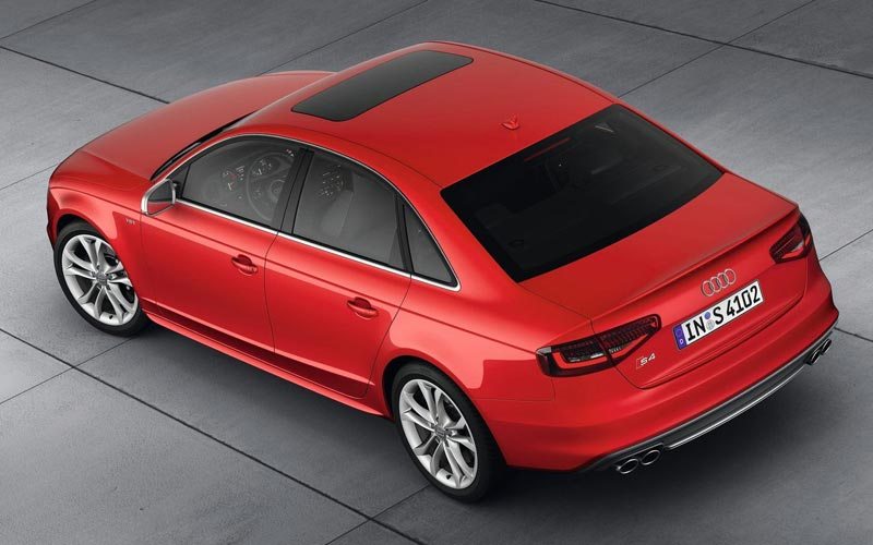 Фото Audi S4  (2012-2015)