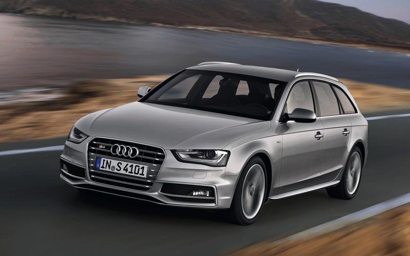 Фото Audi S4 Avant  (2012-2015)