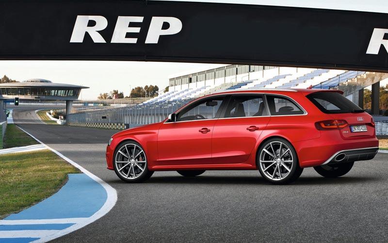 Фото Audi RS4 Avant  (2012-2015)