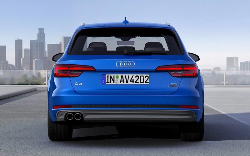 Фото Audi A4 Avant