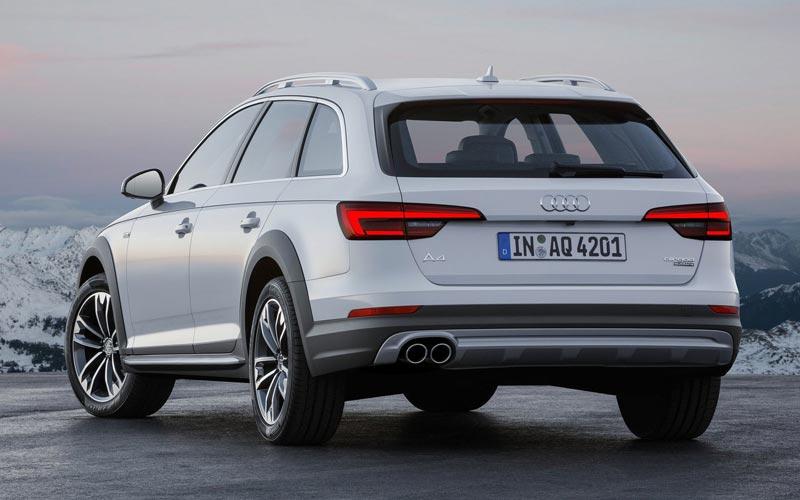 Фото Audi A4 Allroad