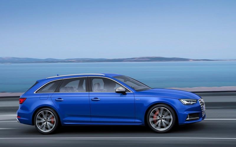 Фото Audi S4 Avant