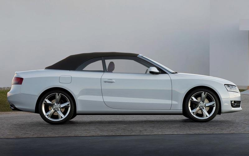Фото Audi A5 Cabrio  (2009-2011)