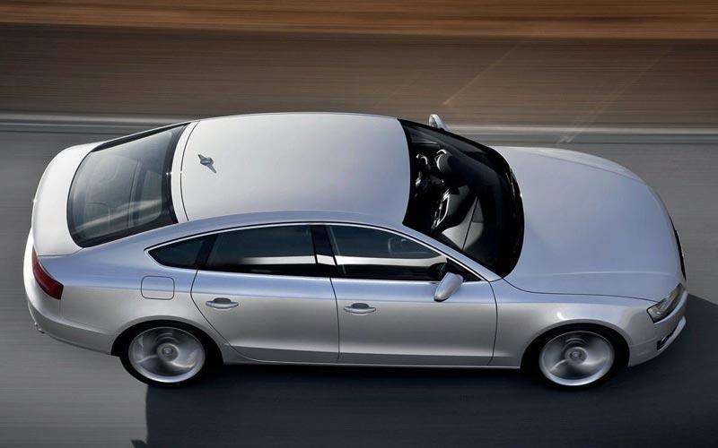 Фото Audi A5 Sportback  (2009-2011)