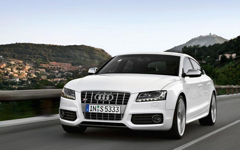 Фото Audi S5 Sportback  (2009-2011)