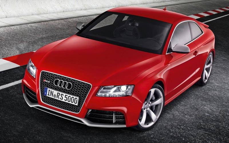 Фото Audi RS5  (2010-2011)