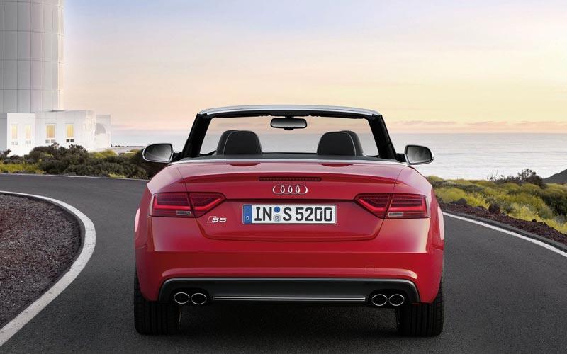 Фото Audi S5 Cabrio  (2011-2016)
