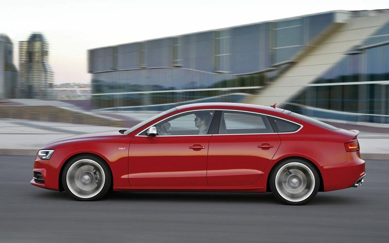Фото Audi S5 Sportback  (2011-2016)