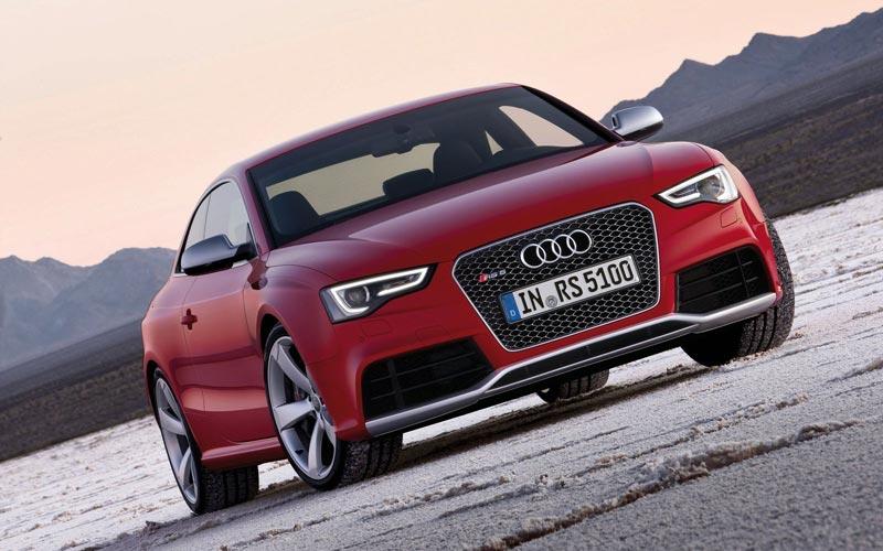 Фото Audi RS5  (2012-2016)