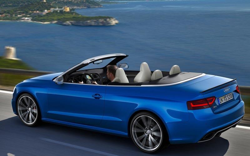 Фото Audi RS5 Cabrio